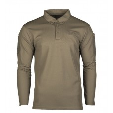 Поло TACTICAL LONG SLEEVE POLO SHIRT QUICK DRY